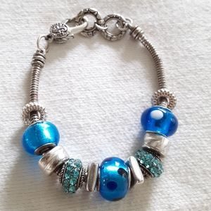 """Charms Bracelet are 8 1/2"""" inches"""